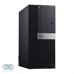کامپیوتر دسکتاپ دل مدل Dell Optiplex 7060 MT- C
