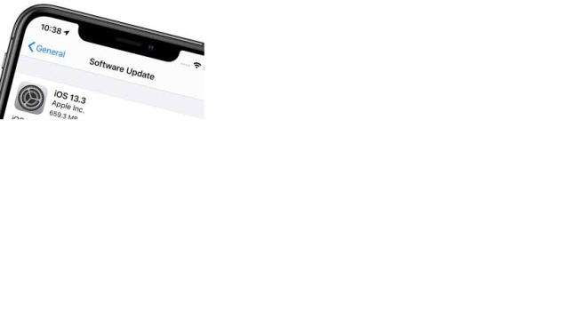 انتشار نسخه 13.3 iOS و iPadOS توسط شرکت اپل