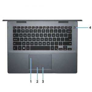 لپ تاپ 14 اینچی دو در یک دل مدل Inspiron 5491