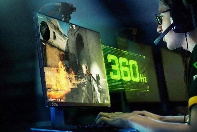 سریعترین صفحه نمایش جهان به نام ایسوس راگ سوئیفت 360 توسط کمپانی انویدیا
