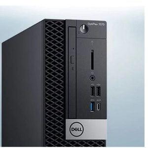 کیس دل اپتیپلکس دل دسکتاپ دل Dell Optiplex 7070