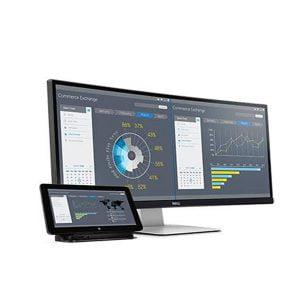 مانیتور دل اولتراشارپ Dell Monitor UltraSharp U3415W