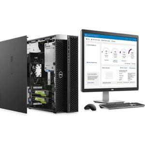 کیس پرسیژن دل مدل Dell Precision Workstation T5820-B