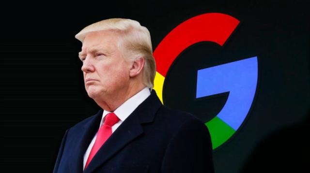 ادعای ترامپ در مورد راه اندازی وب سایت تشخیص ویروس کرونا توسط گوگل رد شد