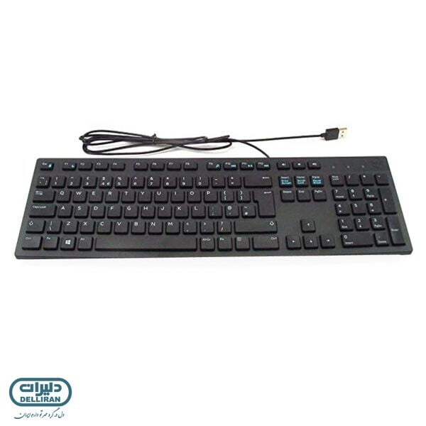 کیبورد دل keyboard kb216