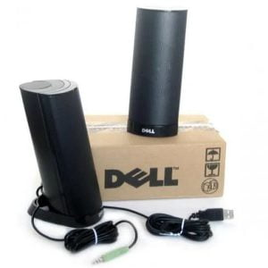 اسپیکر دل مدل Dell AX210 USB 2.0 Powerd Speaker