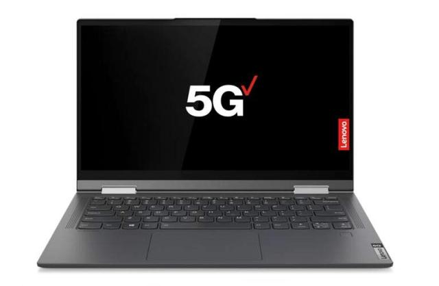 لنوو اولین لپ تاپ 5G جهان را روانه بازار کرد