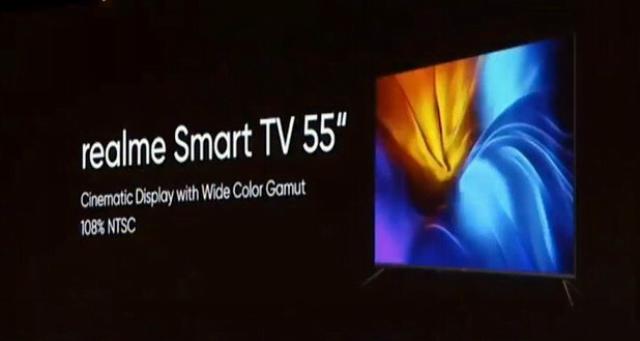 کمپانی ریلمی از تلویزیون هوشمند 55 اینچی بهمراه دو گجت صوتی جدید رونمایی کرد