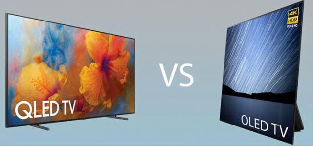 مقاله-مقایسه-تلویزیون-OLED-یا-QLED