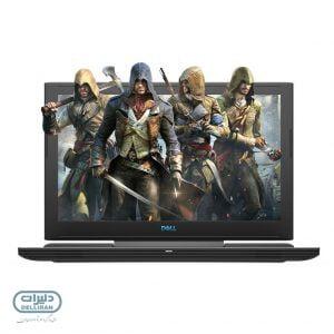 لپ تاپ گیمینگ dell inspiron gaming g7-7588