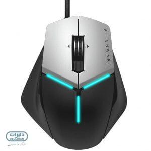 ماوس حرفه ای مخصوص بازی و طراحی دل مدل Mouse Dell - AW558