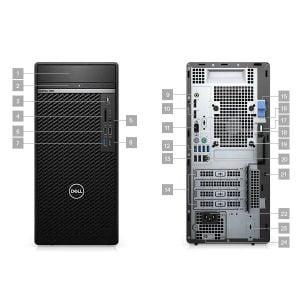 دسکتاپ دل Dell Optiplex 7080 MT