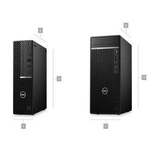 دسکتاپ اداری Dell Optiplex 7080 MT