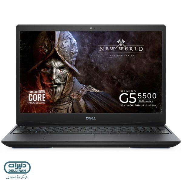 لپ تاپ inspiron gaming g5 5500