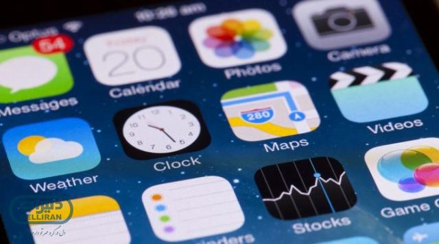 ردیابی کردن اپلیکیشن ها