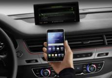 اتصال گوشی هوشمند به خودرو